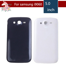 For Samsung Galaxy Grand Duos GT-i9082 i9082 GT-i9060 i9060 Housing Battery Cover Door Rear Chassis Back Case Housing Replacemen protective pu leather cover plastic hard back case for samsung galaxy grand duos i9082 red black