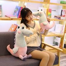 40/60/80 Cm Soft Cartoon Dinosaur Plush Toy Stuffed Animal Toys For Children New Born Baby Gift
