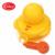 2016 Novo Estilo de Grande Pato Do Bebê Brinquedos de Banho de Chuveiro Chuveiro Banho Ferramenta de Pulverização de Água Dabbling Toy Frete Grátis