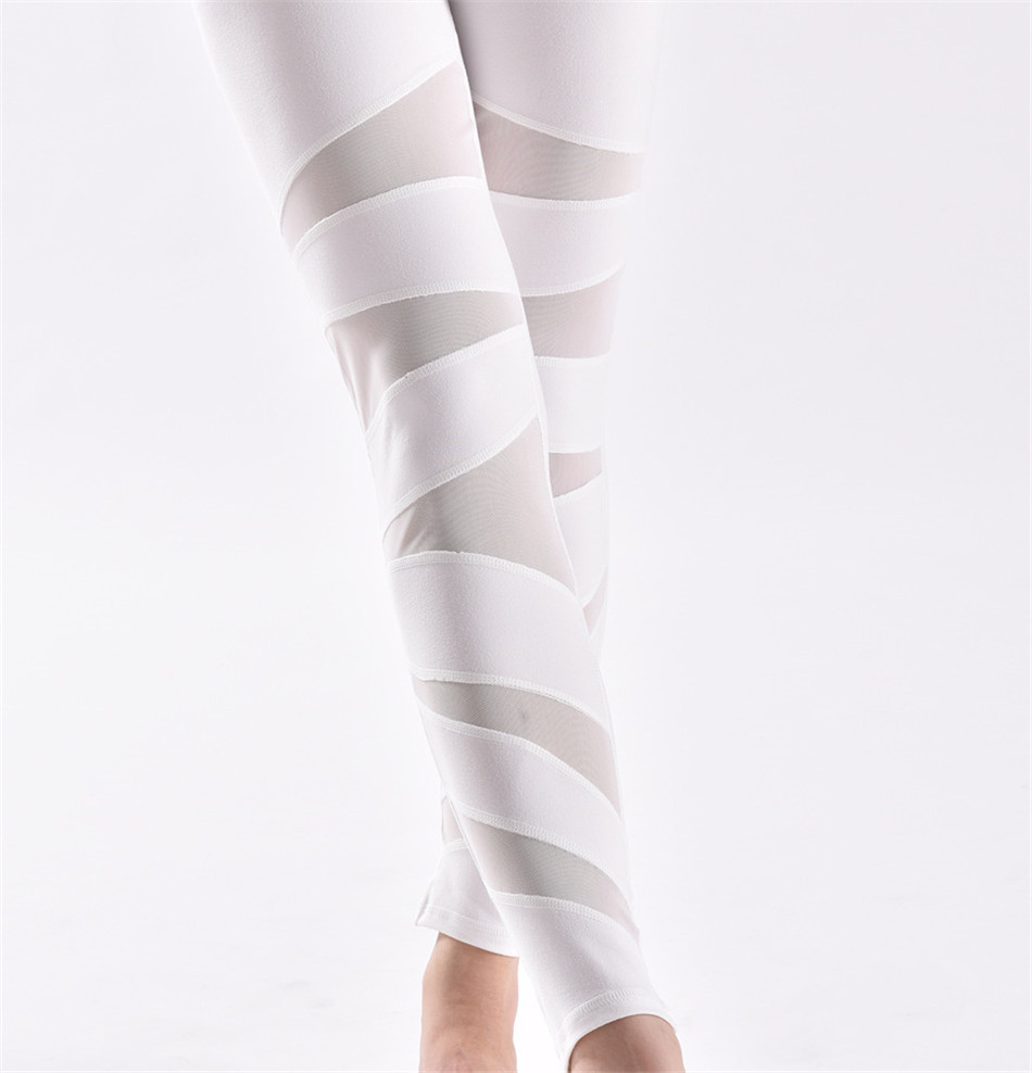 Online Buy Wholesale White Yoga Pants From China White