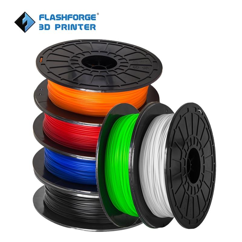 Flashforge 3D Printer Filament ABS 1.75mm 0.6kg for Adventurer3//Dreamer