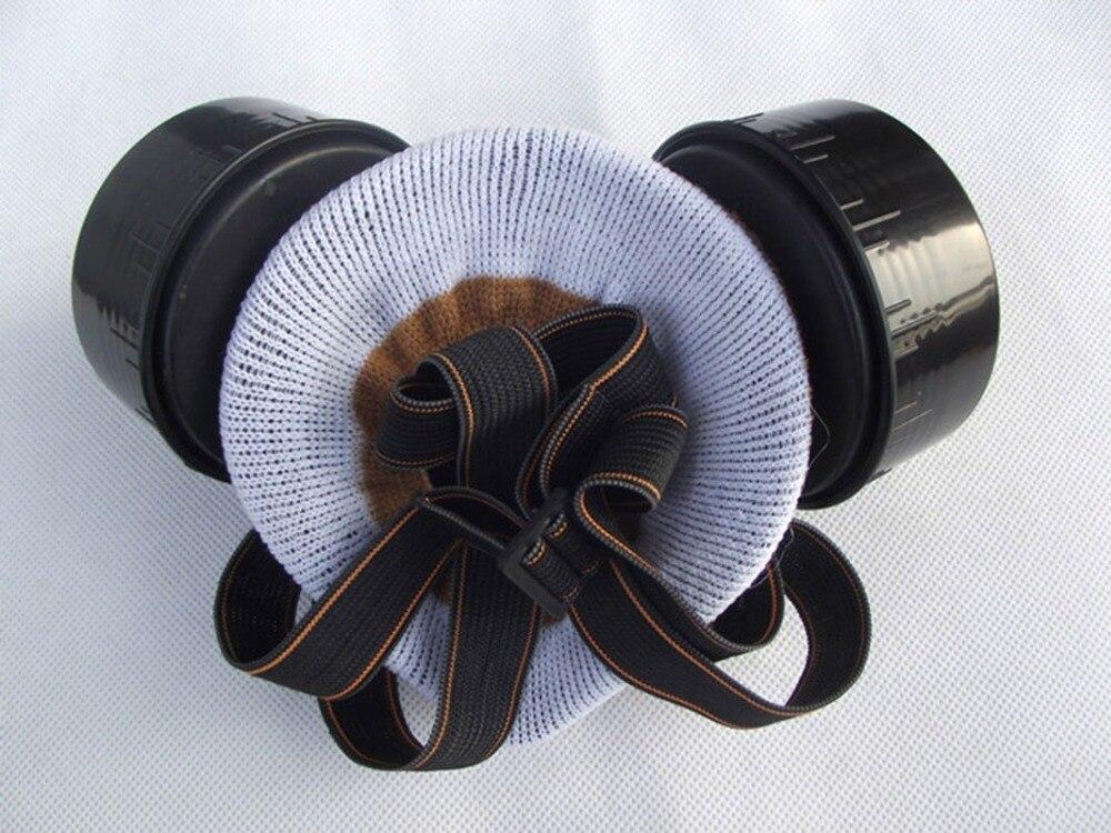 호흡기 마스크 보호 마스크 활성탄 먼지 방지 독 - 보안 및 보호 - 사진 3