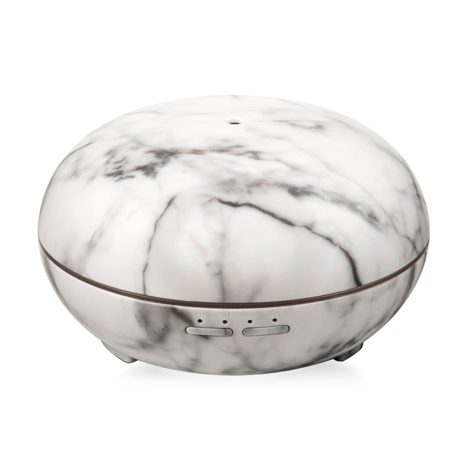 300ml Adjustable Mist Size Essential Oil Diffuser White Marble  Ultrasonic Aroma Diffuser Humidifier for Office Home300ml Adjustable Mist Size Essential Oil Diffuser White Marble  Ultrasonic Aroma Diffuser Humidifier for Office Home