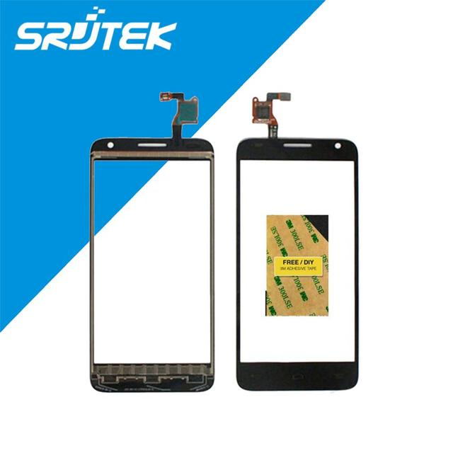 For Alcatel one touch idol 2 Mini S OT6036 6036 Touch Screen Digitizer External Glass Replacement Parts Mobile Phone Sensor
