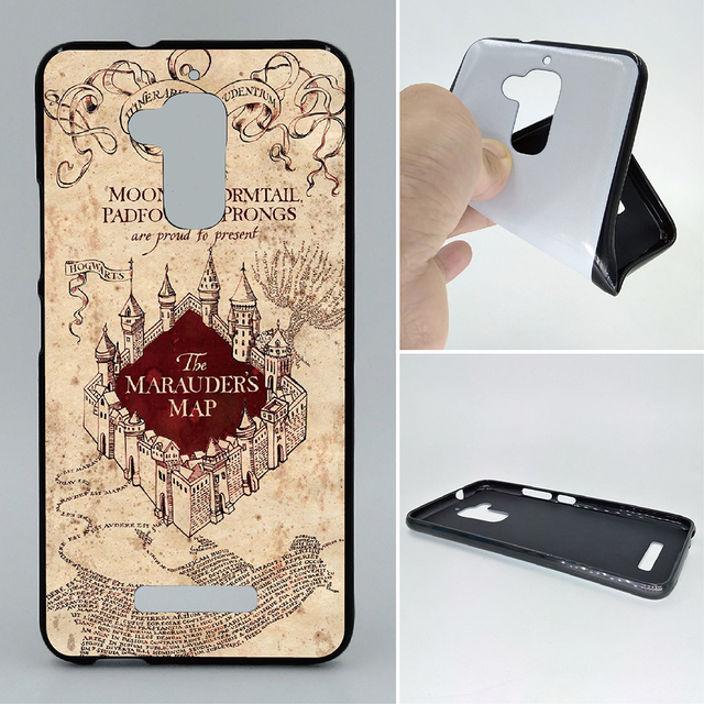 sale retailer 1bacb 85f7f US $3.38 11% OFF|For Asus Zenfone 3 Max ZC520TL Cases Printing Cover Harry  potter quotes Soft TPU Phone Cases-in Half-wrapped Case from Cellphones &  ...