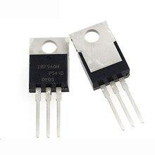 10 шт. IRF540N К-220 IRF540NPBF TO220 IRF540 MOSFET новое и оригинальное FET 100 В 33A