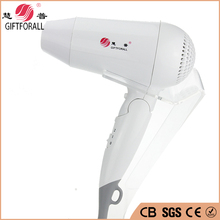 GIFTFORALL Travel Electric Hair Dryer Bath Retail Foldable Handle Hot/cold Air Dryer Hairdryer Professionale210-240V