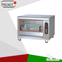 PKJG GB368 Gas Chicken Rotisserie for Commercial products