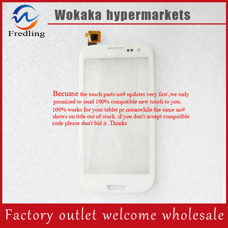 Original New FPC-S82021-1 V01 Capacitive Touch Screen Digitizer Glass External Screen  Free Shipping free shipping fpc 760a0 v01 touch screen