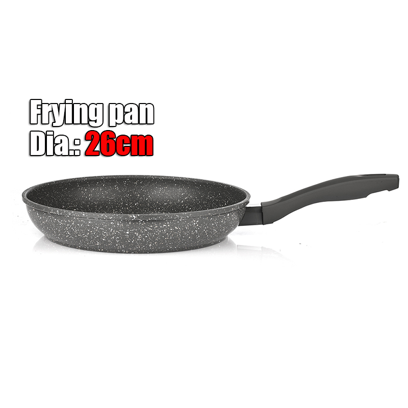 100% PFOA Free Stone-Derived NonStick Frying Pan Coating 5 Layers Bottom Soft Handle Aluminum Dishwasher Safe Cooking Pan Set Kitchen Tools & Cooking Accessories 1ef722433d607dd9d2b8b7: China|Russian Federation|Spain