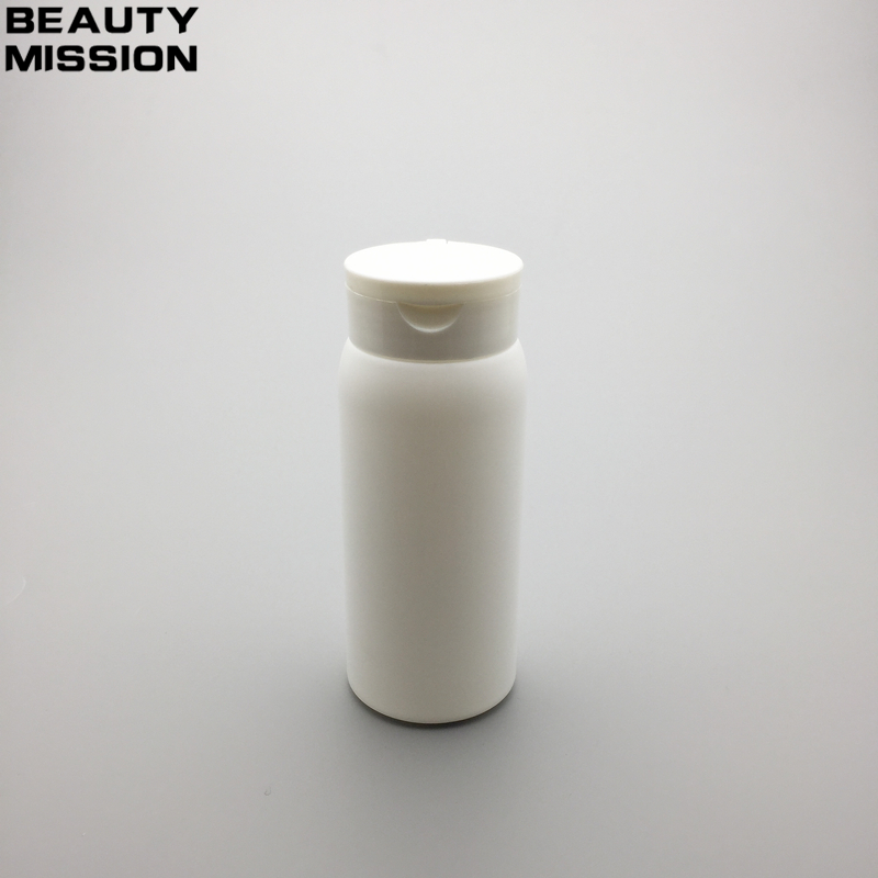 BEAUTY MISSION White 100g Talcum Powder Bottles 30 Pcs/lot Sifter Bottle 100ml Portable Baby Talcum Powder Empty Bottle