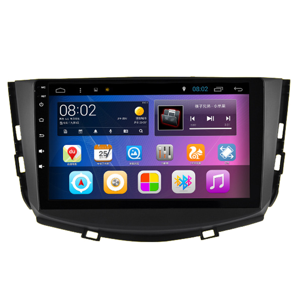 Image 3 - Panlelo Android 7.1 For Lifan X60 2 Din Auto Radio AM/FM MP3Player GPS Navigation BT Steering Wheel Control Wifi Function-in Car Multimedia Player from Automobiles & Motorcycles