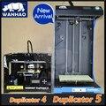 3D-принтер WANHAO FDM  дубликатор для 3D-принтера большого размера  печатная машина с филаментом  Лидер продаж  бесплатная доставка