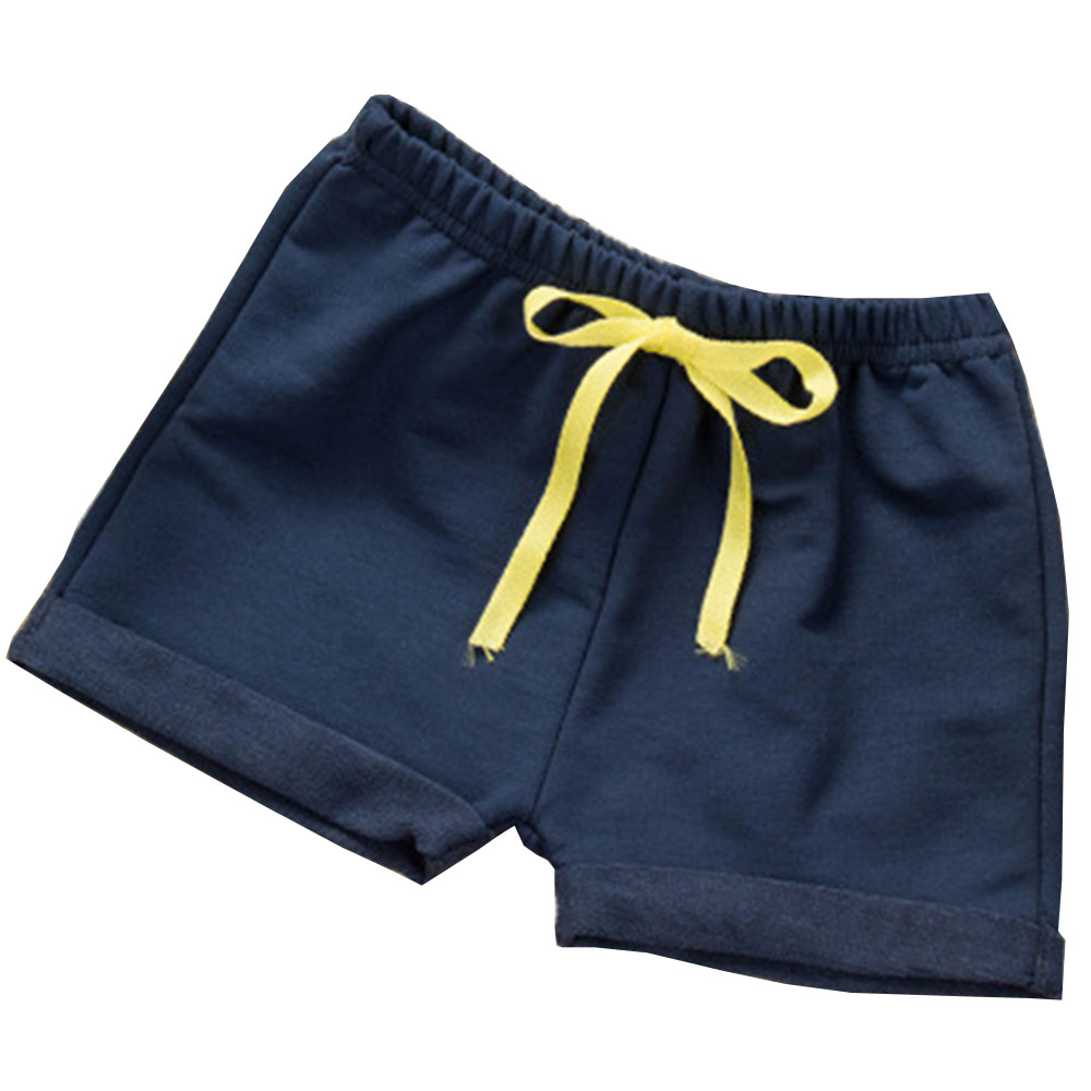 Summer thin children wear shorts Boy baby and girl 5 pants Solid color cotton 1-4 year old childrens leisure pantsSummer thin children wear shorts Boy baby and girl 5 pants Solid color cotton 1-4 year old childrens leisure pants