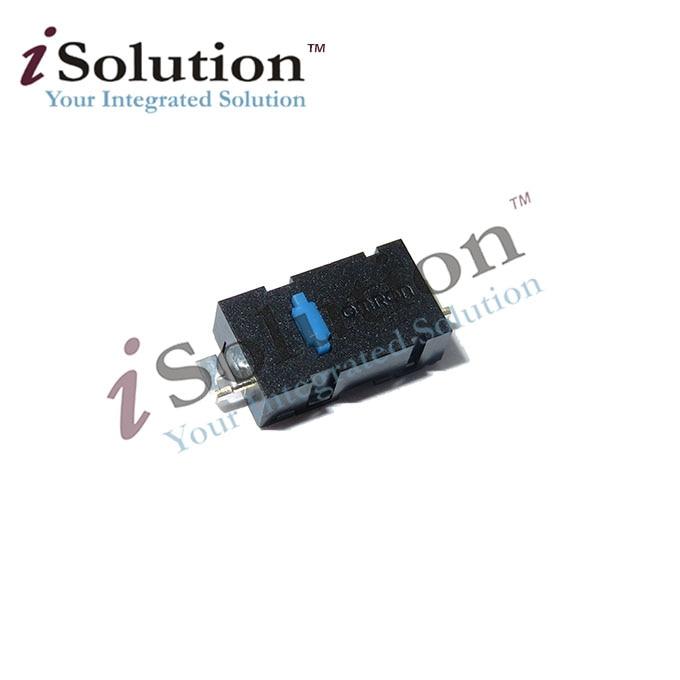 10 Pc Original D2ls-21 Punto Azul Micro Interruptor Para Logitech M905 Ratón Anywhere2 10 Millones De Vida
