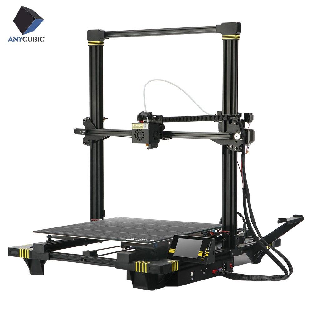 Anycubic Chiron 3d Drucker Große Plus Größe 400x400x450mm Extruder Dual Z Axisolor Pla Filamente Kit Impressora 3d Drucker Auf Dem Internationalen Markt Hohes Ansehen GenießEn 3d-drucker Und 3d-scanner