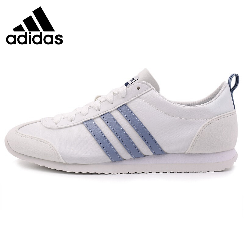 Original New Arrival  Adidas NEO Label VS JOG Unisex Skateboarding Shoes Sneakers