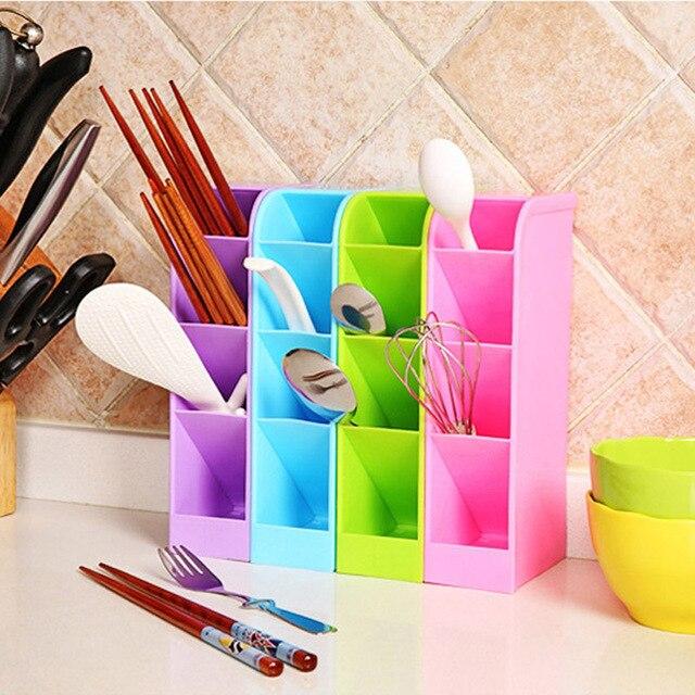 1PC Multifunctional Socks/Underwear Organizer Stationery/Tableware Plastic Storage Box Cosmetics Makeup Organizer Box