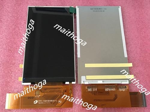 IPS 3.97 אינץ 51PIN 16.7M HD TFT LCD מסך (מגע/לא מגע) OTM8009A כונן IC 800*480