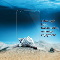 10 Pcs Lot Screen Protector Tempered Glass For Homtom HT50 Toughened Glass Protective Explosion Proof Film