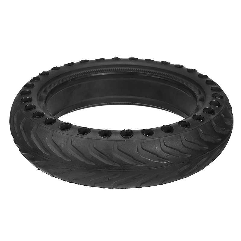 MAHAQI 2 stks/set Verbeterde Solid Hollow pneu wiel voor Xiaomi Mijia M365 Electrique Scooter Hot Koop