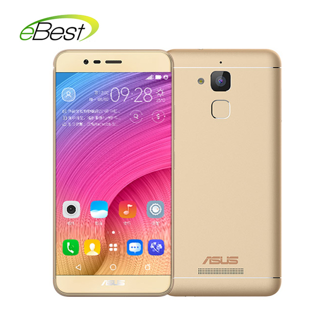 ASUS Zenfone Pegasus 3 X008 4G smartphone android 6.0 Fingerprint ID MT6737 Quad core 5.2'' HD 4100 mAh 13MP Metal mobile phone