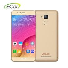 Regalo original de funda de teléfono móvil Android ASUS Zenfone Pegasus 3 X008 de 5.2″ HD Identificación de huellas dactilares Quad core MT6737 4100 mAh con cuerpo de metal