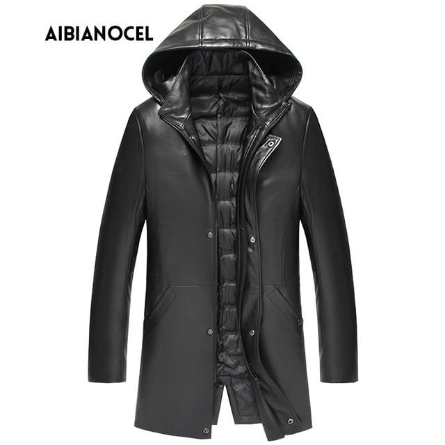 2017 zimowe damskie kurtki skórzane płaszcz płaszcz wysokiej