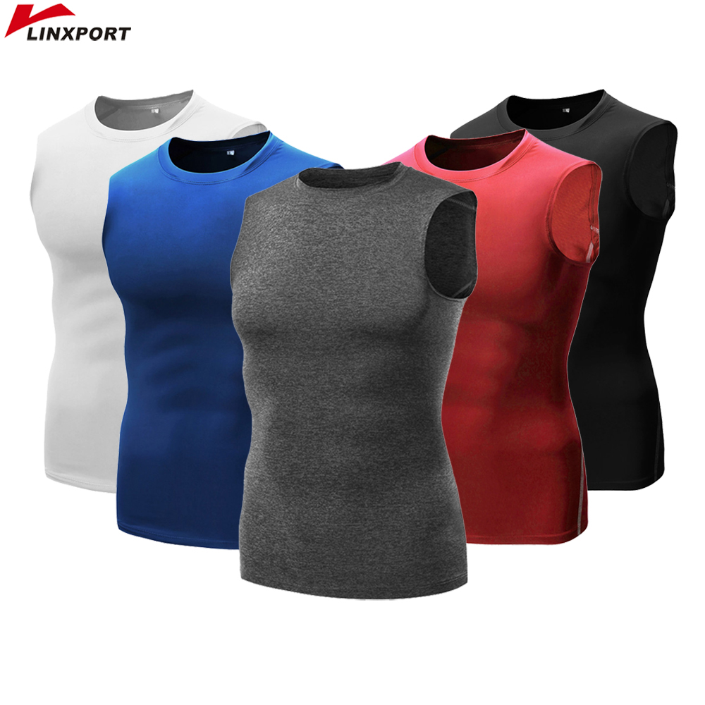 Trainning & Exercise T-shirts Sports Clothing Reasonable Men Pro Gym Quick Dry Tee Sport Run Yoga Train Fitness Top Compression Workout T-shirt Basketball Bodybuilding Clothing Ma20