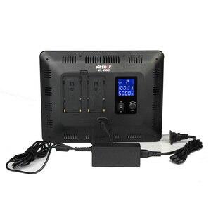 Image 3 - Luz de led para estúdio de vídeo viltrox, lâmpada regulável de bi cores para foto e tiro, sem fio VL 200T 30w youtube ao vivo