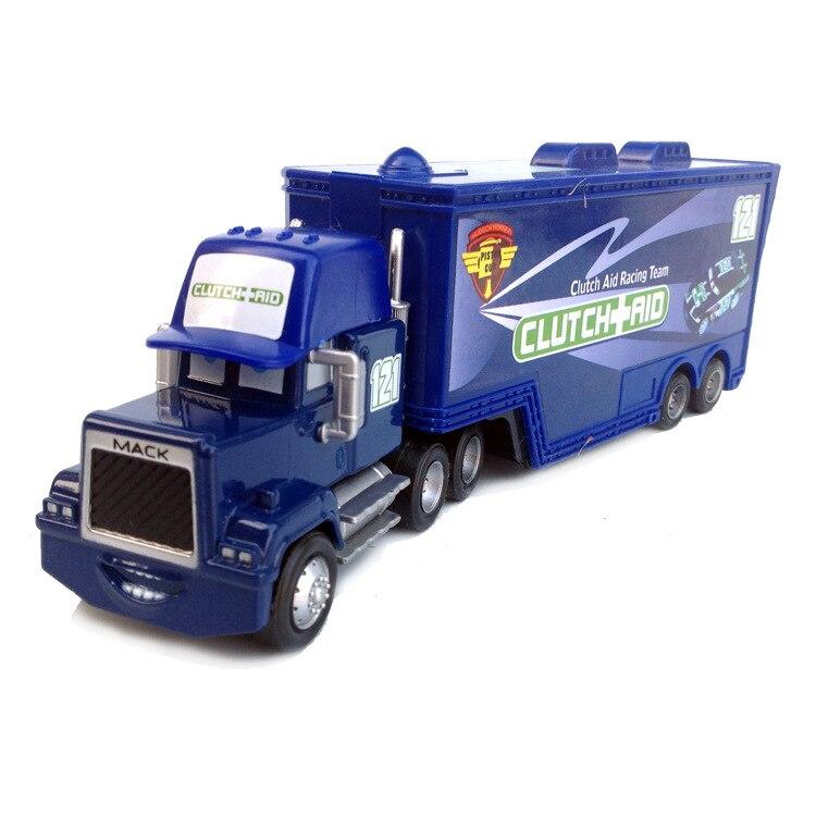 121 embrague ayuda de camiones pixar cars pel cula mack uncle racer 39 s truck metal diecast car - Cars camion mack ...
