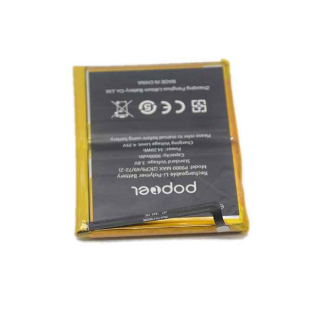 Per Poptel p9000 massima della batteria 10000 mAh Lungo tempo di standby batteria del telefono Mobile di Alta qualità Poptel p9000 max Mobile Accessori