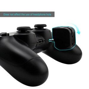 Image 3 - 3.5Mm Mini Voice Volumeregeling Voor PS4 Handvat Headset Adapter Voor Playstation 4 Psvr Gaming Vr Microfoon Controller