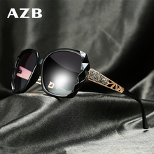 2018 New Women Sunglasses Ladies Polarized Vintage Sunglasses Brand Designer Luxury Oversized Glasses High Quality UV400 Eyewear