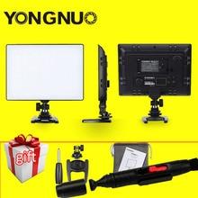 YONGNUO YN300 Aire Ultra Thin LED Cámara de Vídeo Luz 3200 K-5500 K para Canon Nikon Pentax Olympas Samsung cámara RÉFLEX DIGITAL y Videocámara