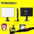 Yongnuo yn300 ar ultra fino levou luz de vídeo da câmera 3200 k-5500 k para canon nikon pentax olympas samsung dslr & camcorder