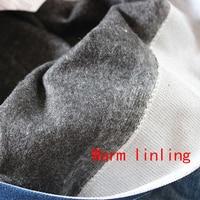 Fleece Lined Jegging Jeans Slim  1