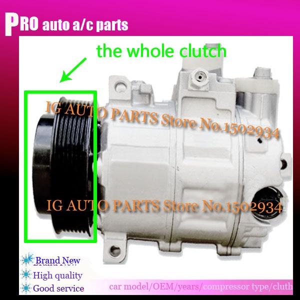 Brand New AC Compressor Clutch For Car Mercedes W204 C180 C200 /W203 S203 CL203 C209 A209  0022304911