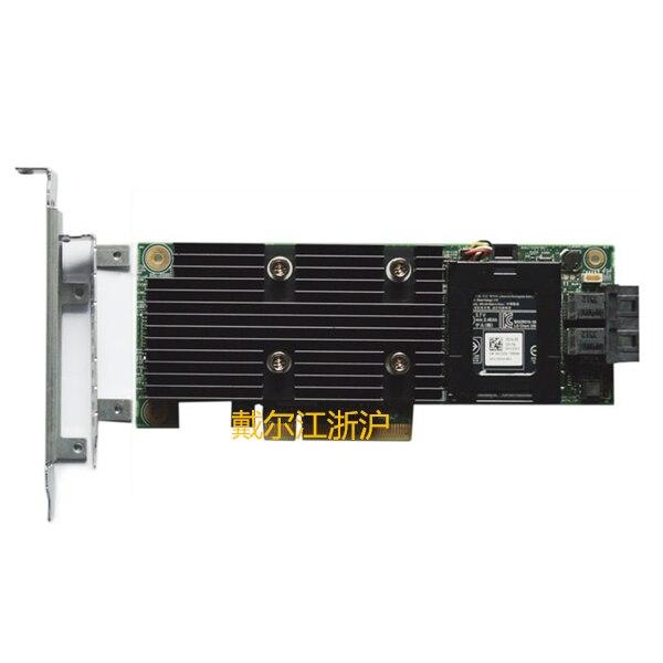 RaidStorage PowerEdge RAID Controller H730 44GNF New 8 port 1GB cache SFF8643 12Gb s RAID0 1