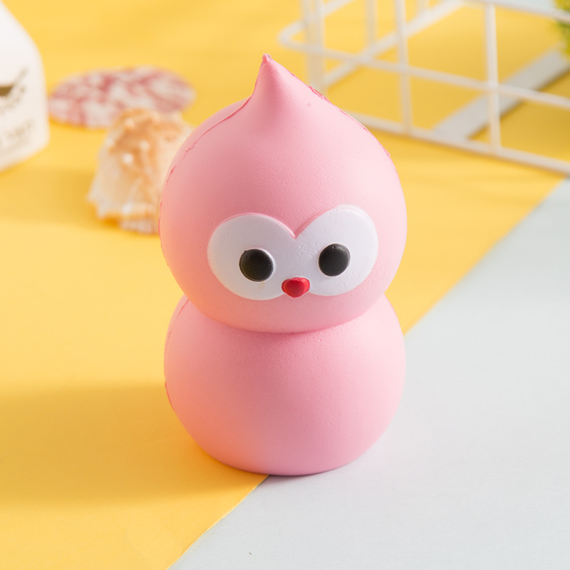 Squishy Toy Antistress Toy Soft Slow Rising Jumbo Squeeze Toys For Kids Stress Relief Fu ...
