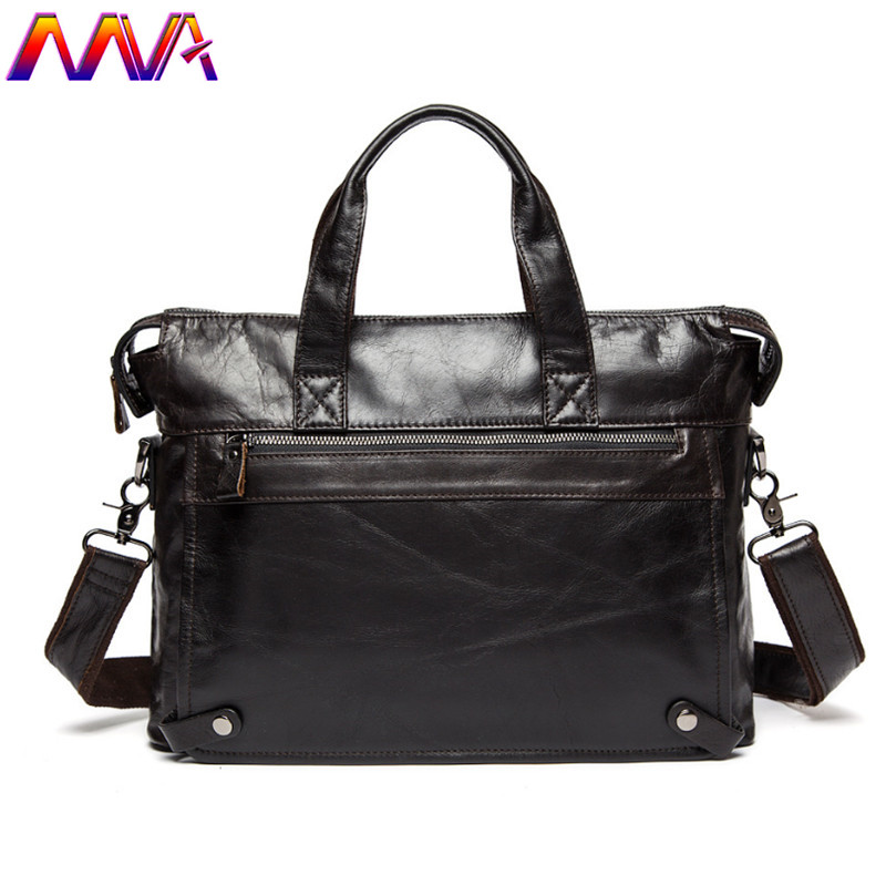 Mva Men Leather Briefcase Cheap Price Leather Men Crossbody Bag 14 Inch Computer Bag Laptop Shoulder Bag Men Leather BriefcaseMva Men Leather Briefcase Cheap Price Leather Men Crossbody Bag 14 Inch Computer Bag Laptop Shoulder Bag Men Leather Briefcase