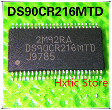 NEW 10PCS/LOT DS90CR216 DS90CR216MTD TSSOP48