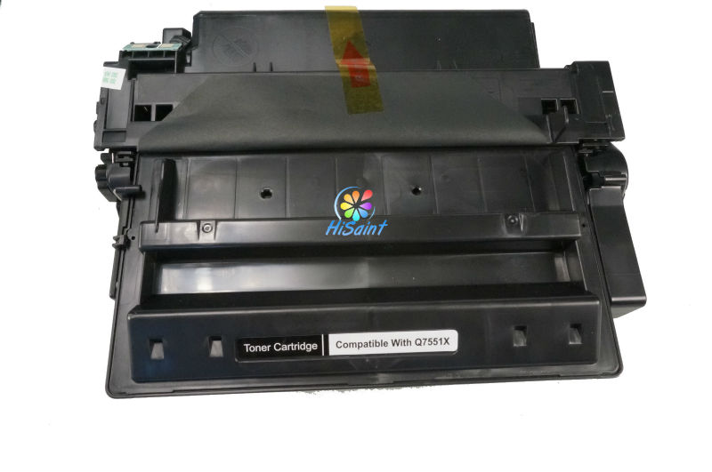 ФОТО Compatible Toner Laserjet M3027 P3035 MFP/P3005 D/DN/X Printer.Q7551X 51X 7551X Toner Cartridge For HP 3035 3005 Drum