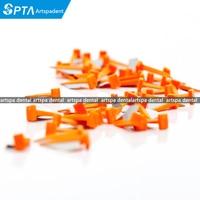 Dental Prime Teeth Interproximal Plastic Wedge with Protection Steel Matrix