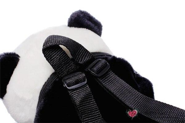 Kungfu Panda Plush backpack - 3