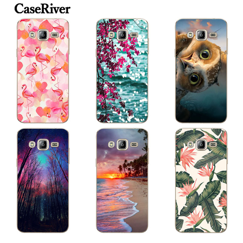 CaseRiver для samsung Galaxy J3 2016 чехол, мягкие силиконовые чехлы для телефонов Чехол для samsung J3 6 J3 2016 J320 J320F ...