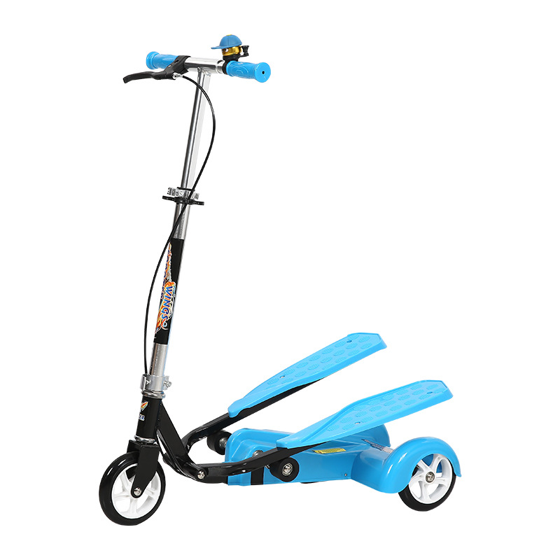 alloy steel baby walker baby scooter child kids outdoor activities children riding kids double pedal bike