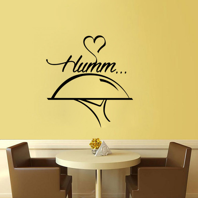 High French Cooking Kitchen wall stickers Home Decor PVC waterproof ...