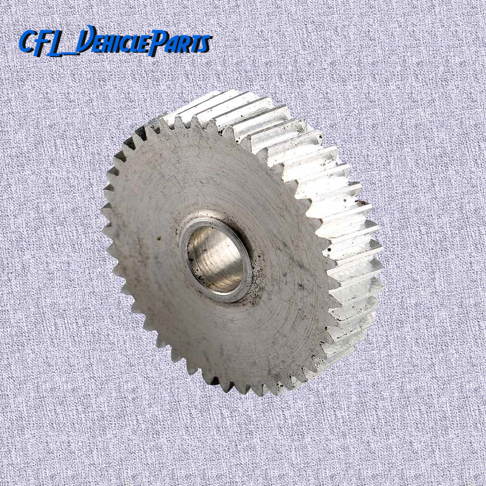 Seat Height Adjust Motor Wheel Gear Left Metal Teeth 7L0959111 For VW Touareg For Audi A4 B6 B7 A6 C6 Q7 Cayenne