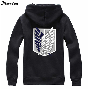 Attack on Titan Hoodie 4